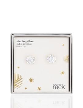 Cz Round Studs Gift Box by Nordstrom Rack