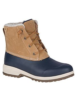 Women's Maritime Repel Snow Boot W/ Thinsulate™ by Sperry