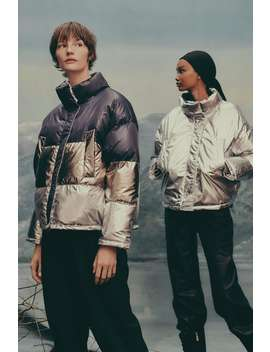 Reversible Quilted Jacket by Zara
