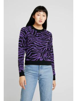 Ladies Tiger Sweater   Trui by Urban Classics