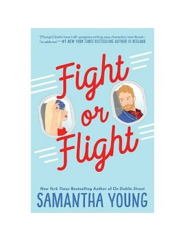 Fight Or Flight   By Samantha Young (Paperback) by Readerlink