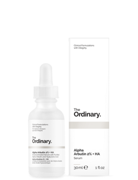 Alpha Arbutin 2% + Ha by The Ordinary