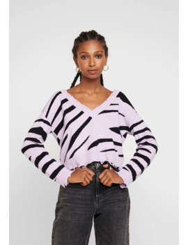 Tiger Jumper   Trui by Honey Punch