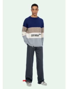 Striped Sweater by Off White