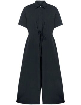 Wide Leg Jumpsuit by Theory