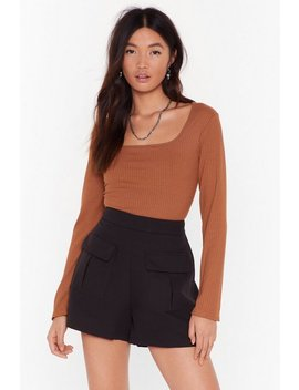 Gotta Do The Work Utility Shorts by Nasty Gal