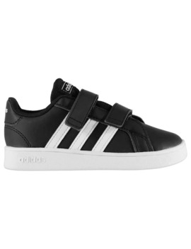 Grand Court Trainers Infant Boys by Adidas