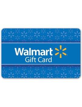Basic Blue Walmart Gift Card by Walmart
