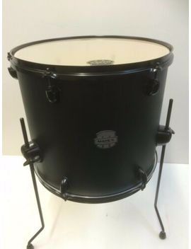 Mapex Storm 14x12 Floor Tom In Textured Black. by Ebay Seller