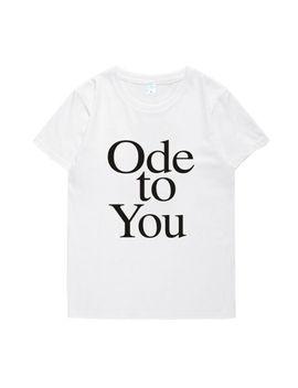 Kpop Seventeen T Shirt Ode To You Concert Tshirt Unisex Cotton Tee E109 by Ebay Seller