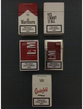 Malboro, L&Amp;M Zigarettenetui<Wbr>S Neu by Ebay Seller