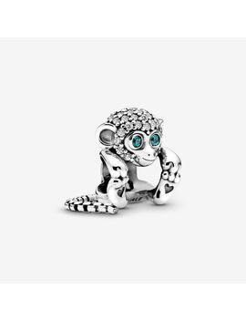 Pavé Monkey Charm by Pandora