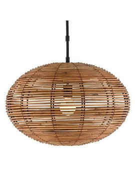 Vanadis Pendant by Currey & Company