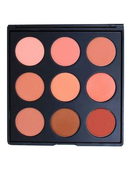 The Naturally Blushed Palette (9 N) by Morphe