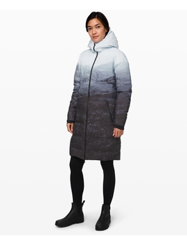 Slush Hour Parka Glacier New by Lululemon