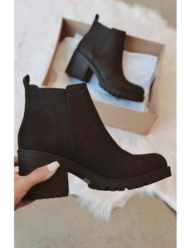 Chinese Laundry Lisbon Bootie In Black by American Threads