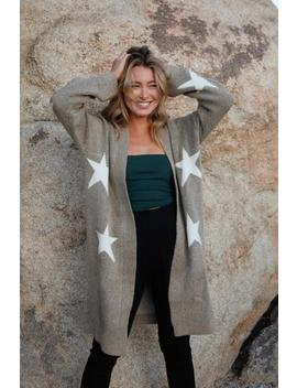 Blank Nyc Count Your Stars Sweater by American Threads