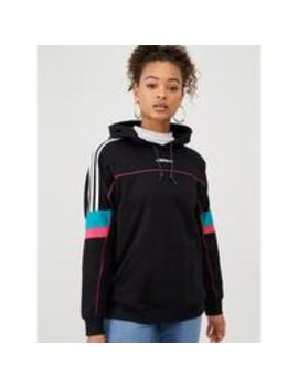T For Tech Bf Hoodie   Black by Adidas Originals