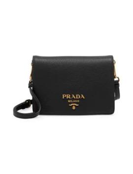 Daino Crossbody Bag by Prada