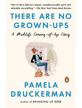 There Are No Grown Ups: A Midlife Coming Of Age Story by Pamela Druckerman
