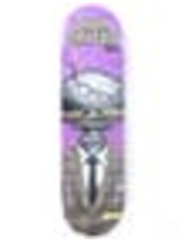"""Doom Sayers Exploder Head Skateboard Deck   8.28"""" by Route One"""