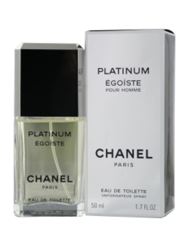 Egoiste Platinum   Eau De Toilette Spray 1.7 Oz by Chanel