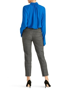 Plaid Skinny Pants by Rachel Roy Collection