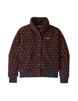 Patagonia Women's Snap Front Retro X® Fleece Jacket by Patagonia