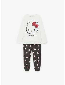 © Hello Kitty Pyjamas by Zara