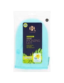 B. Bronzing Luxury Velvet Tanning Mitt by Superdrug