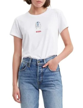 Star Wars X Levi's R2 D2 The Perfect Tee by Levi's