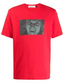 T Shirt Med Vampyrtryk by Undercover