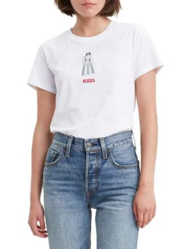 Star Wars X Levi's Princess Leia The Perfect Tee by Levi's