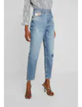 Mom High Rise   Relaxed Fit Jeans by Tommy Jeans