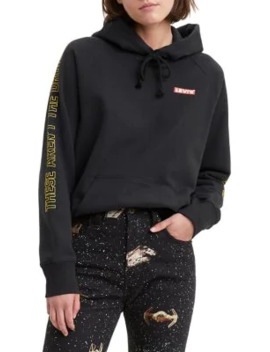 Star Wars X Levi's Androids Graphic Print Sport Hoodie by Levi's