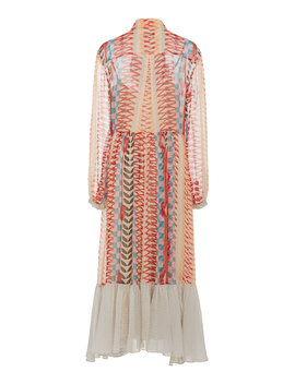 Sweetpea Silk Shirt Dress by Temperley London