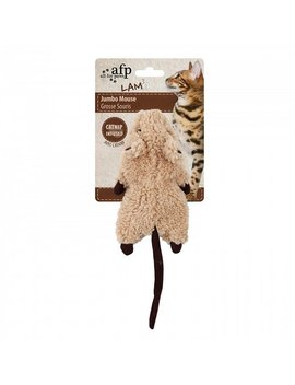 All For Paws Jumbo Rodent Cat Toy, Color Varies by All For Paws