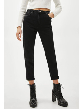Jeansy Relaxed Fit by Bershka
