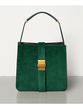 Marie Bag In Cashmere Suede by Bottega Veneta