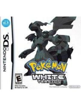 Pokemon White by Nintendo Of America