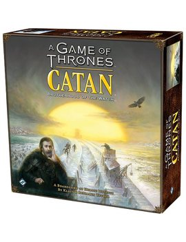 A Game Of Thrones Catan: Brotherhood Of The Watch by Catan