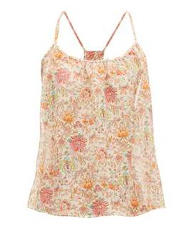 Liberty Print Cotton Voile Top by Loup Charmant