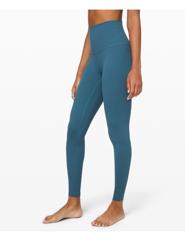 "Align Super High Rise Pant 28""New Nulu™ by Lululemon"