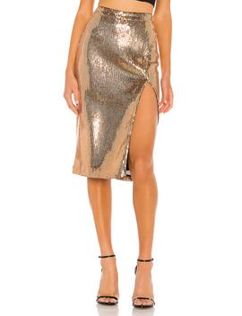 Duchess Sequin Skirt by Lovers + Friends