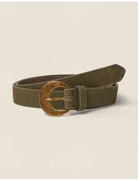 Suede Belt by Fat Face