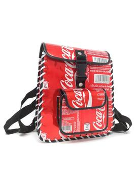 Coca Cola Tin Can Backpack / Rucksack by Etsy