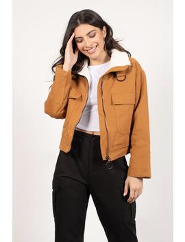 Northy Faux Fur Jacket by Tobi