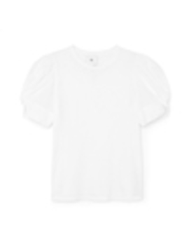 Christopher Puff Sleeve T Shirt by G. Label