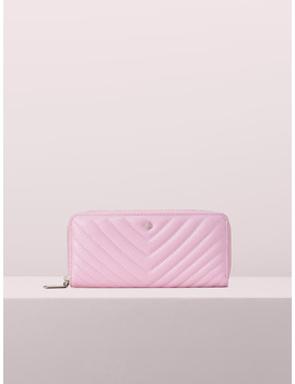 Amelia Slim Continental Wallet by Kate Spade