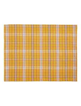 Field Plaid Placemat by Pier1 Imports